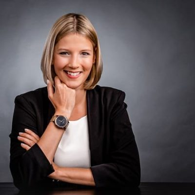 Bewerbung Business Portrait