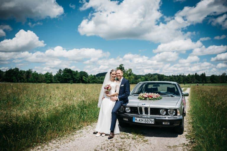 Hochzeitsauto München