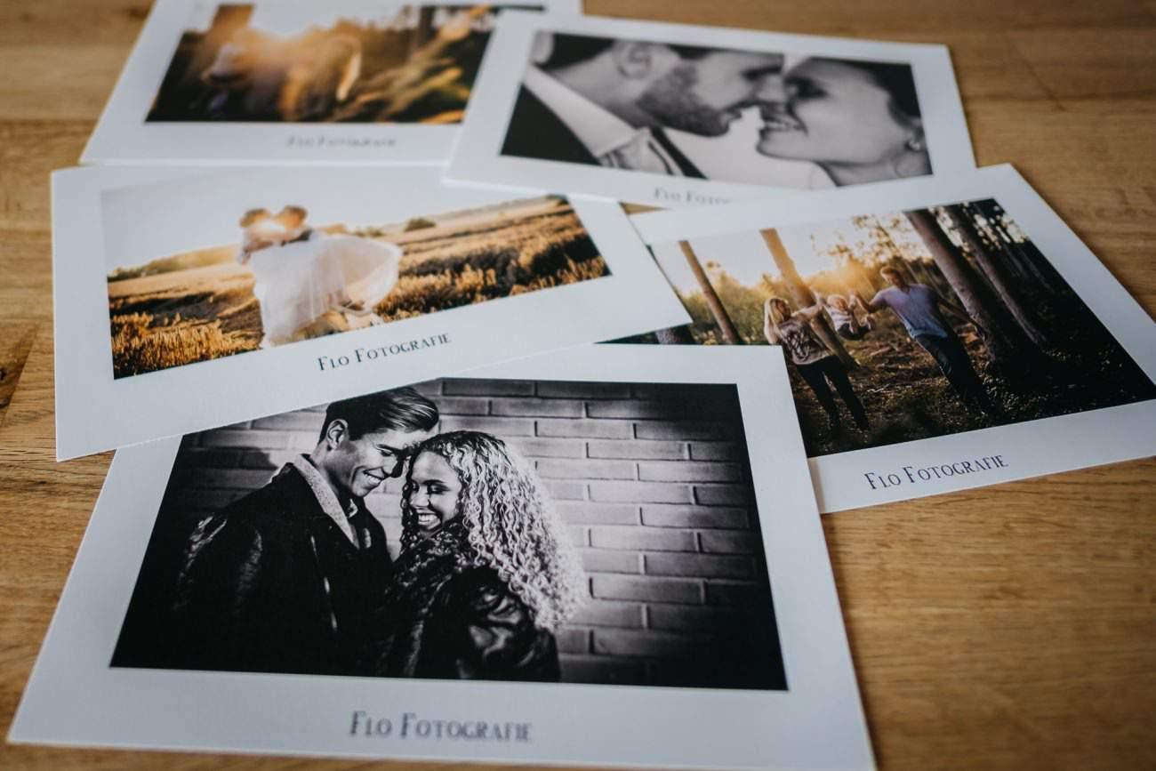 Hochzeitsbilder, Hochzeitsdruck