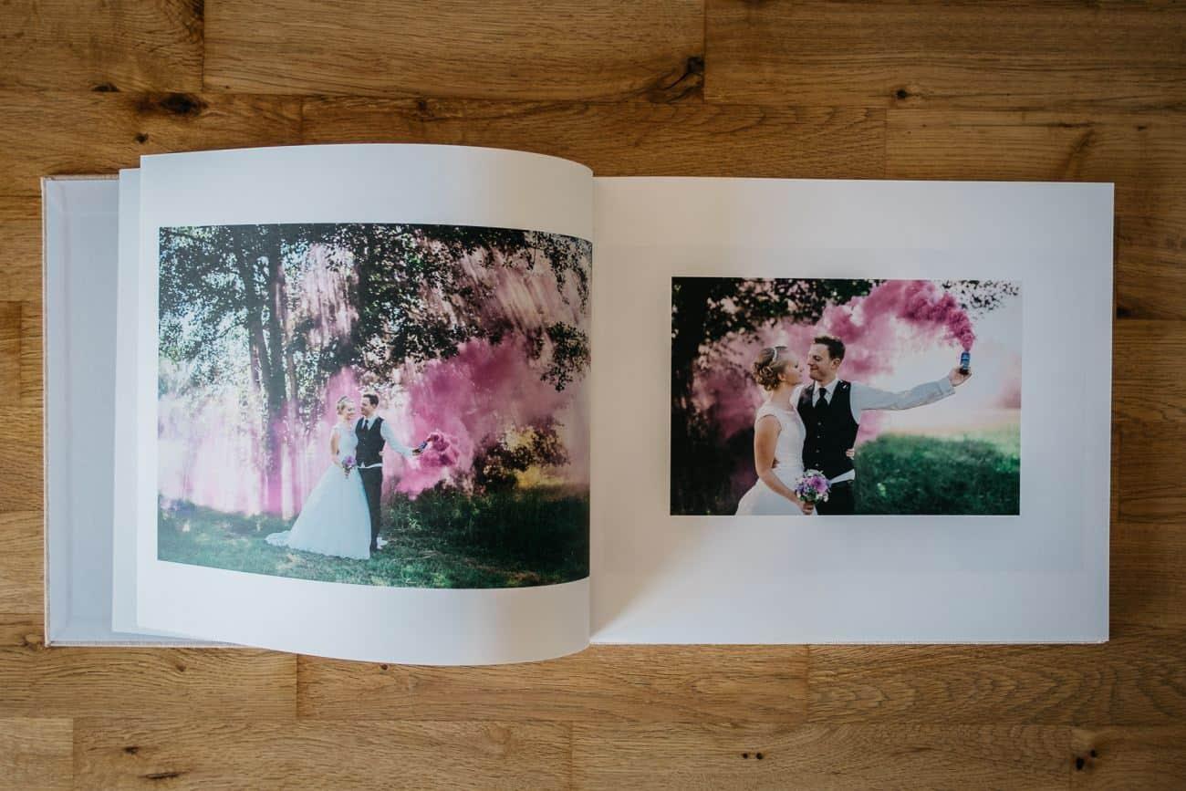 Hochzeitsalbum, Fotoalbum, Fotobuch, Hochzeitsbuch