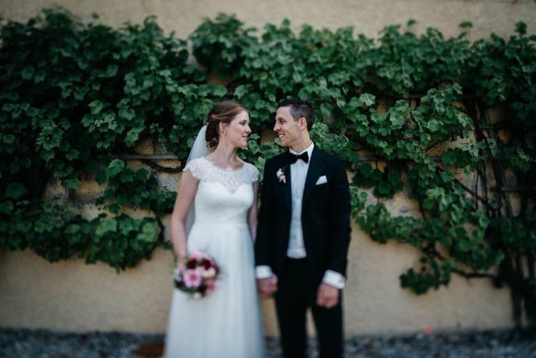 Paarshooting Hochzeit, Brautpaarshooting