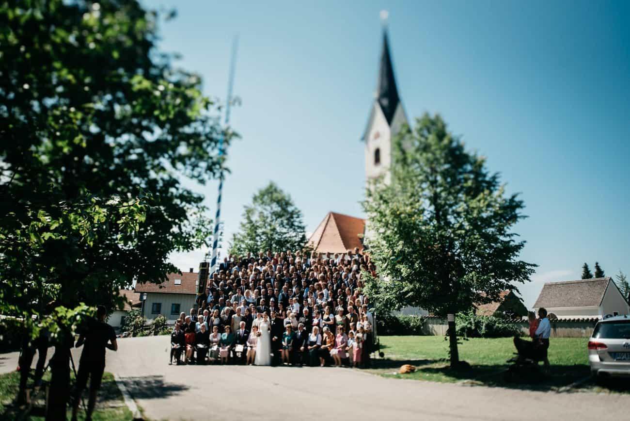Gruppenfoto Hochzeit Muenchen Gruppenbilder