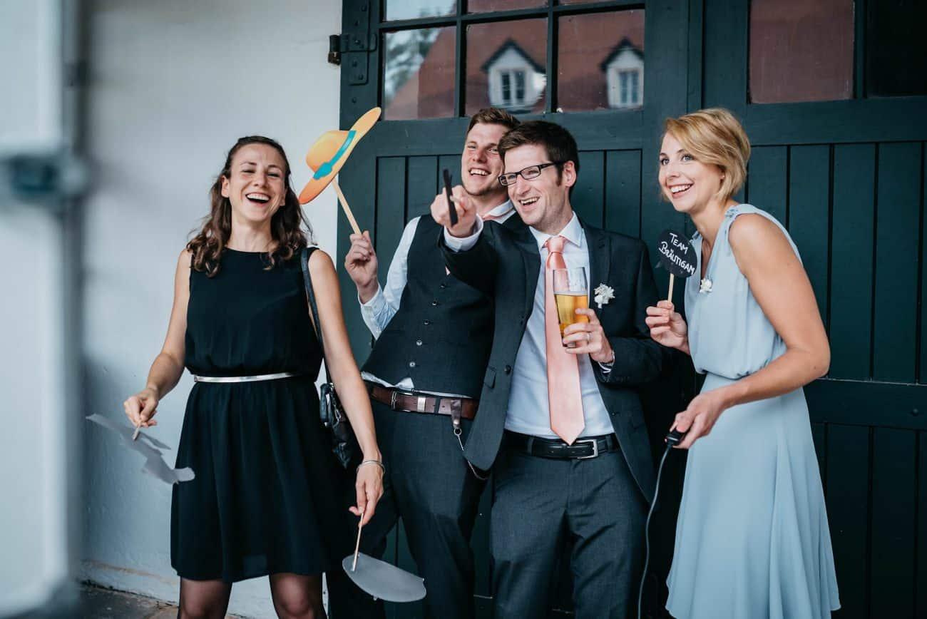 Photobooth Tag eurer Hochzeit
