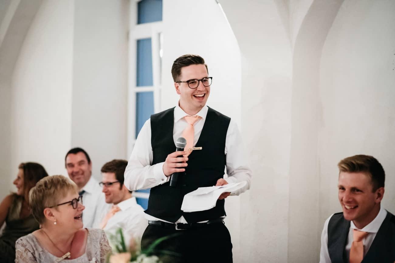 Gratulation Hochzeit Aufgaben des Trauzeugen