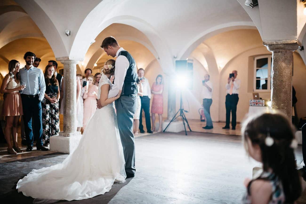 Hochzeitstanz Tag eurer Hochzeit