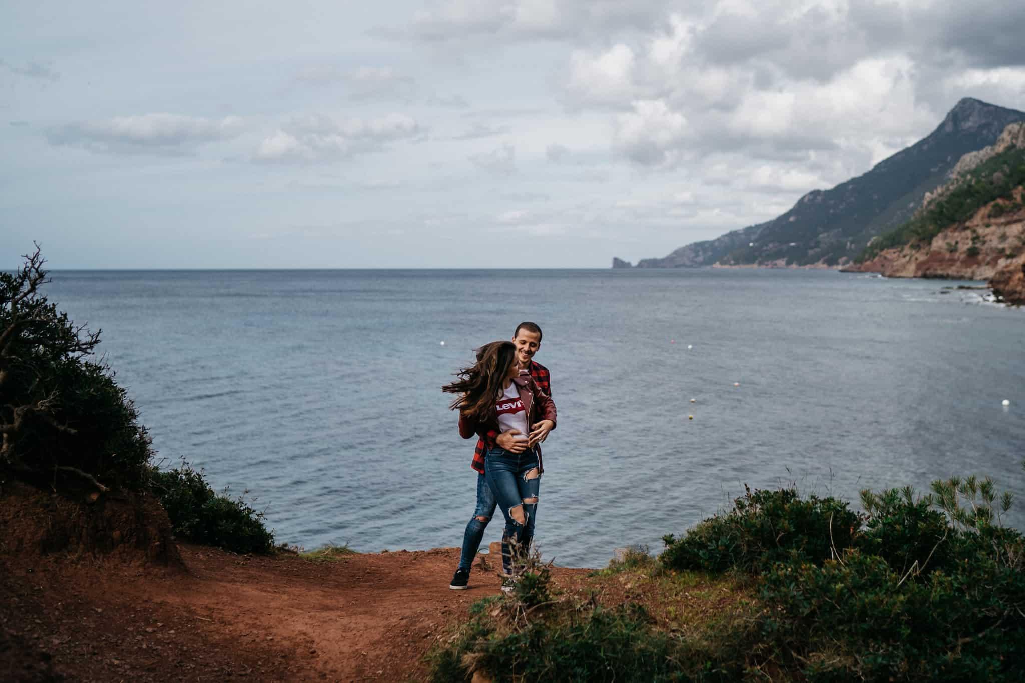 Outdoor Paarshooting Mallorca