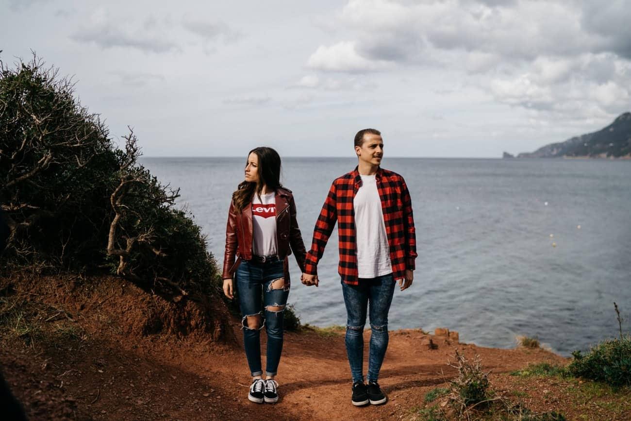 Outdoor Coupleshooting Majorca
