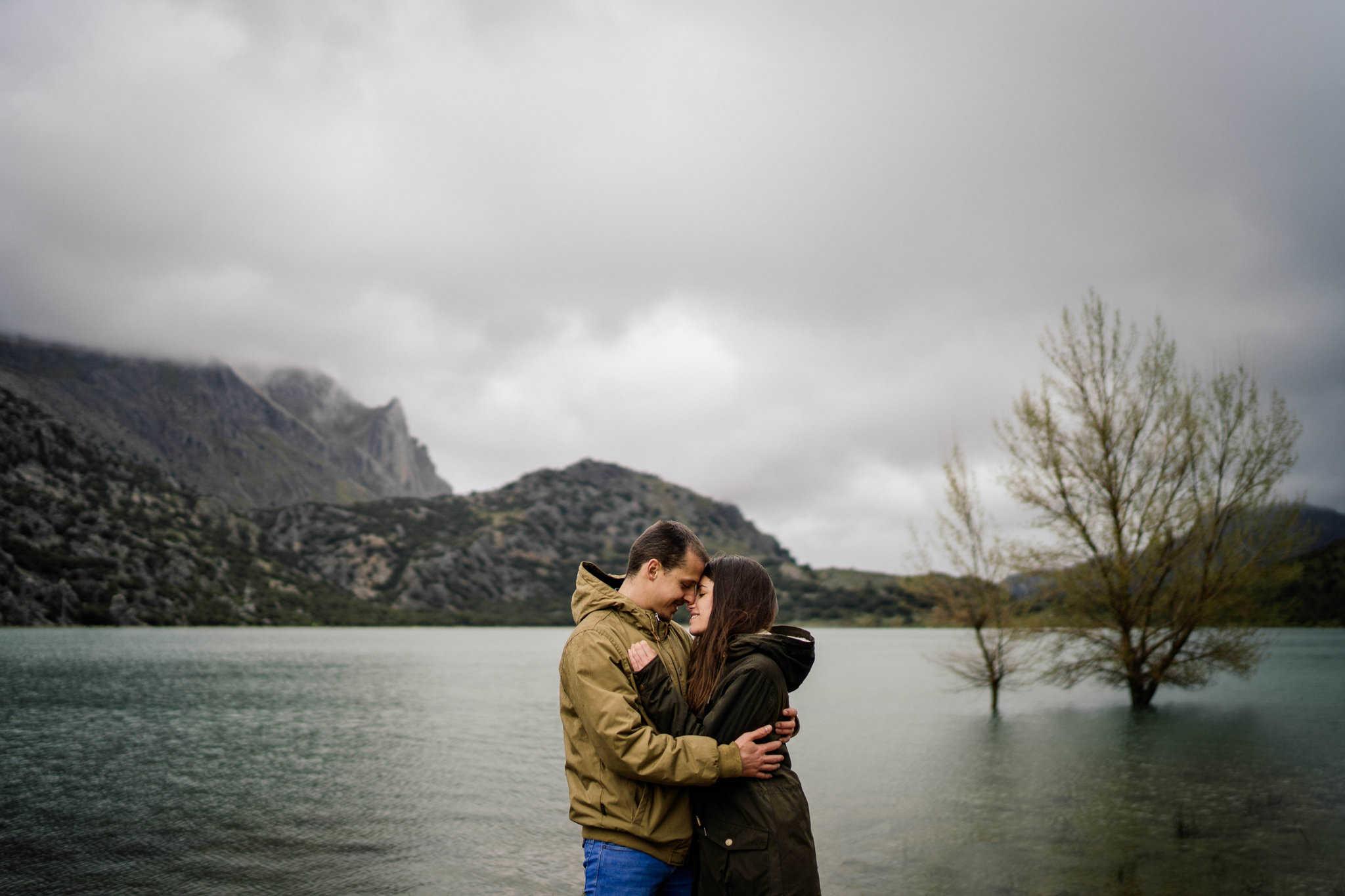 Shooting Love Couple Mallorca