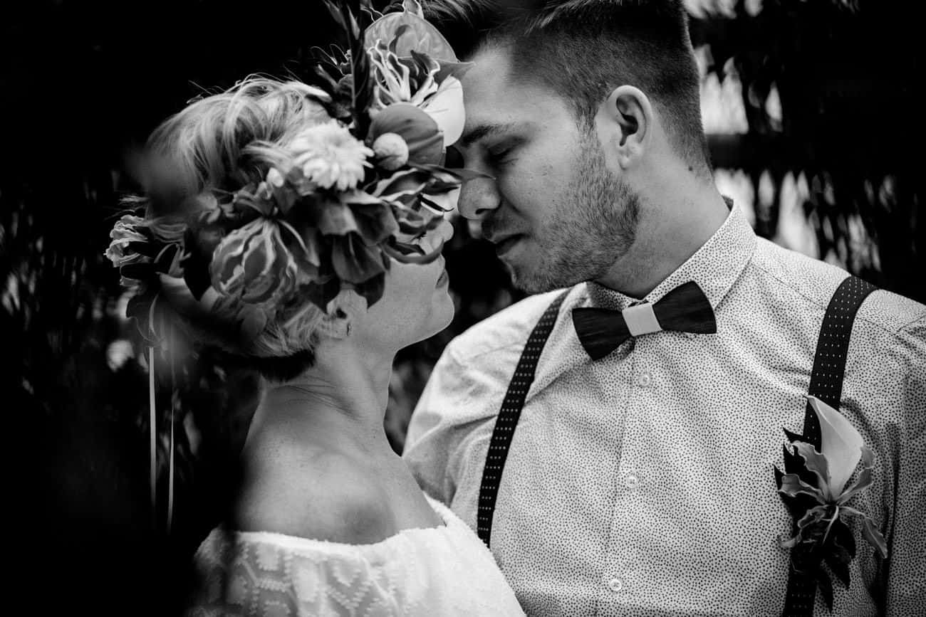Tropical Wedding Dschungelhochzeit