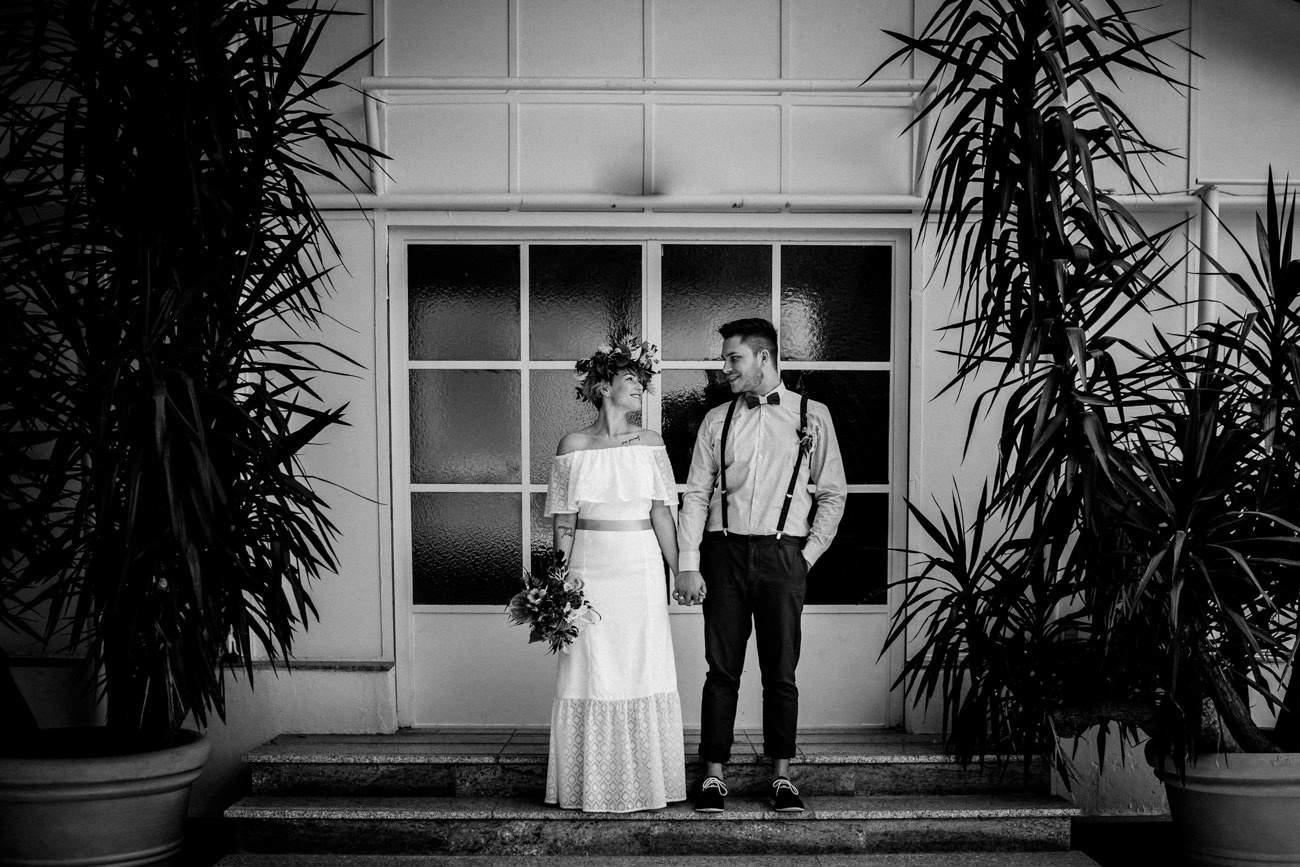 Tropical Wedding - Botanikum München