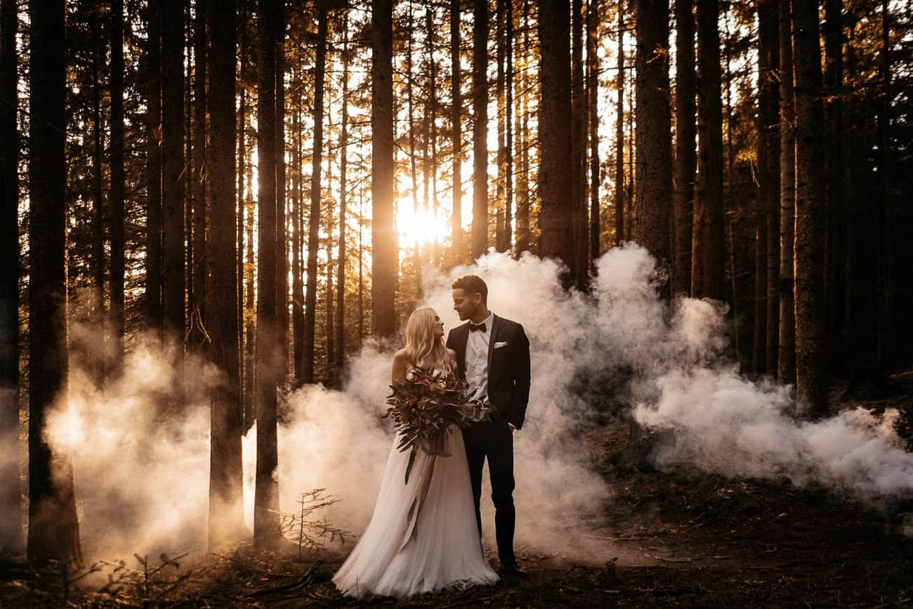 After Wedding Shooting Alpen Schliersee Tegernsee