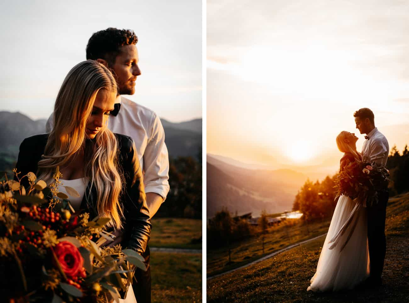 After Wedding Shooting Alpen Schliersee Tegernsee