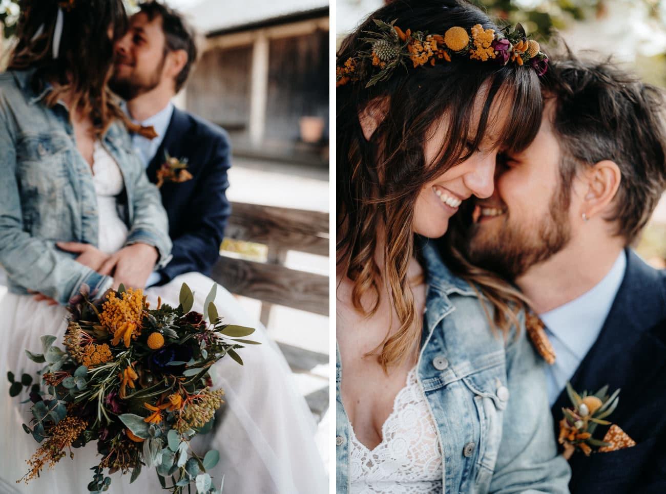 Hochzeit Alte Tenne Eder am Holz Moosinning Boho Hochzeitsfotograf