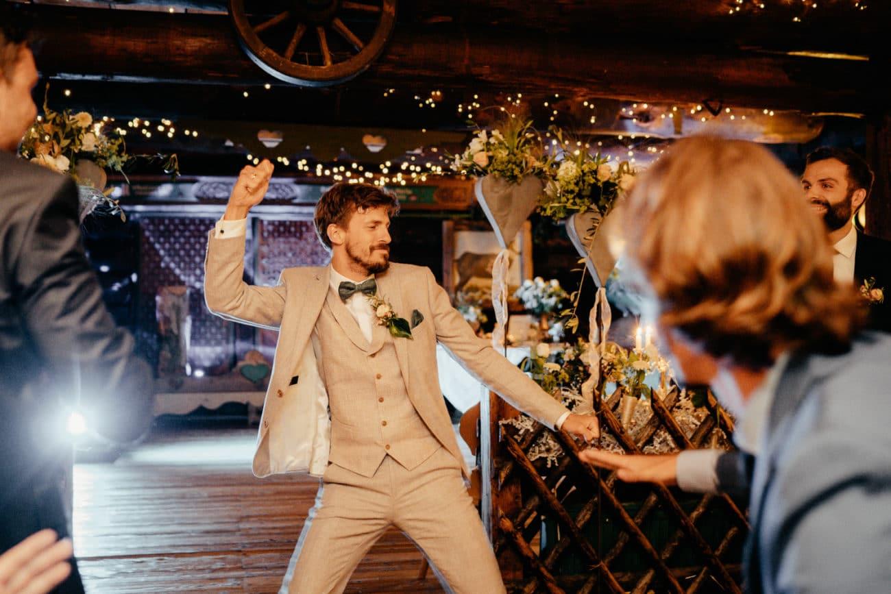 Hochzeit in den Alpen freie Trauung