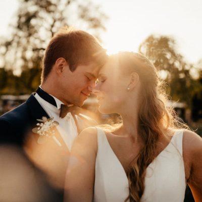Ammersee Sonnenuntergang Hochzeit