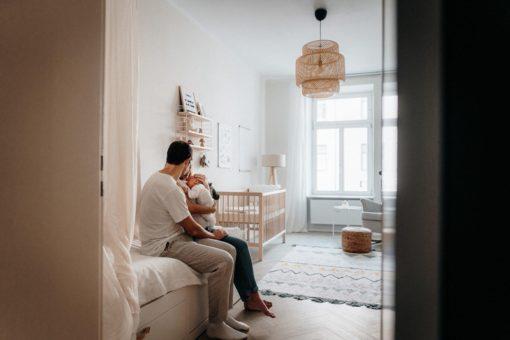 Newbornshooting Familien Shooting