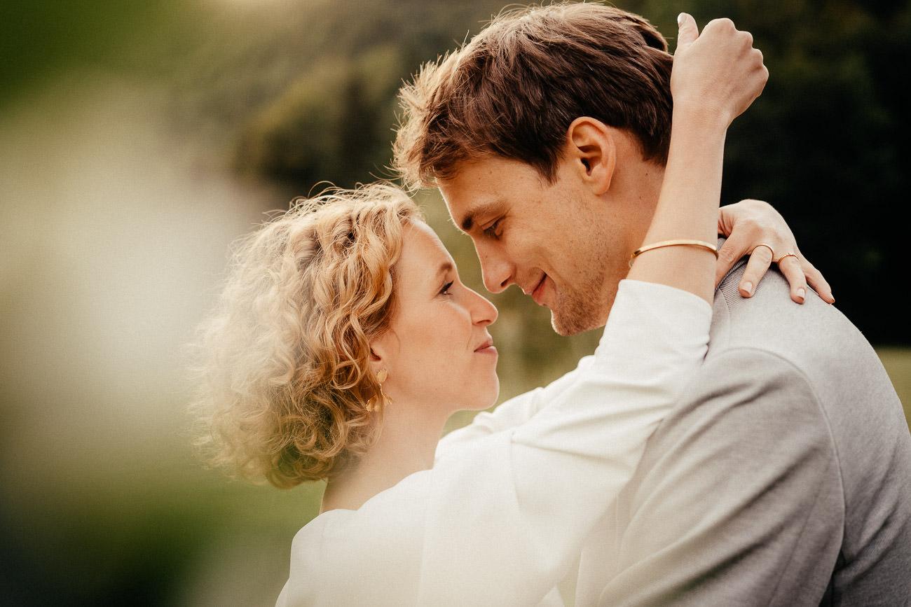 Naturverbundene Hochzeit