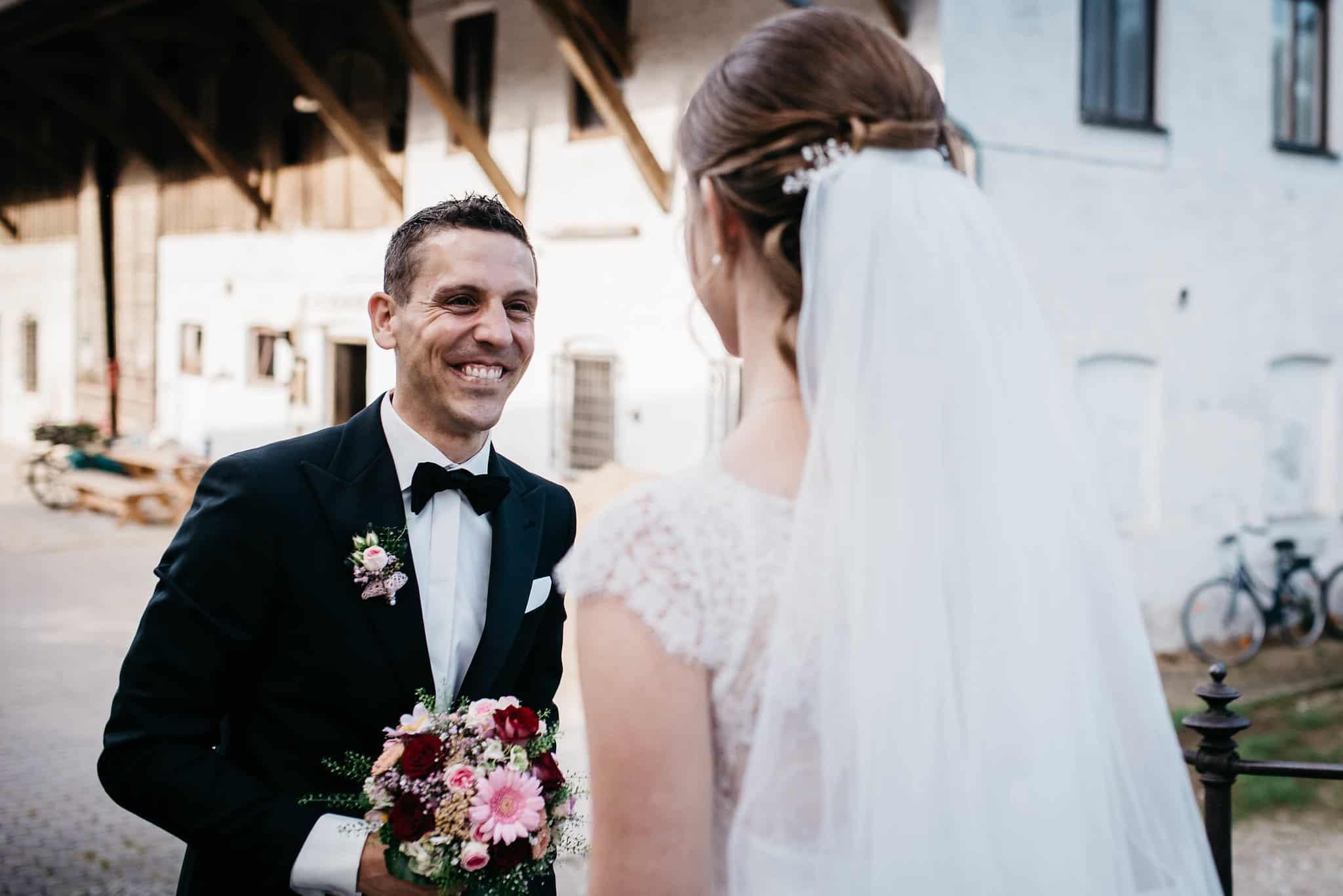 Hochzeit zur Alten Säge Moosach