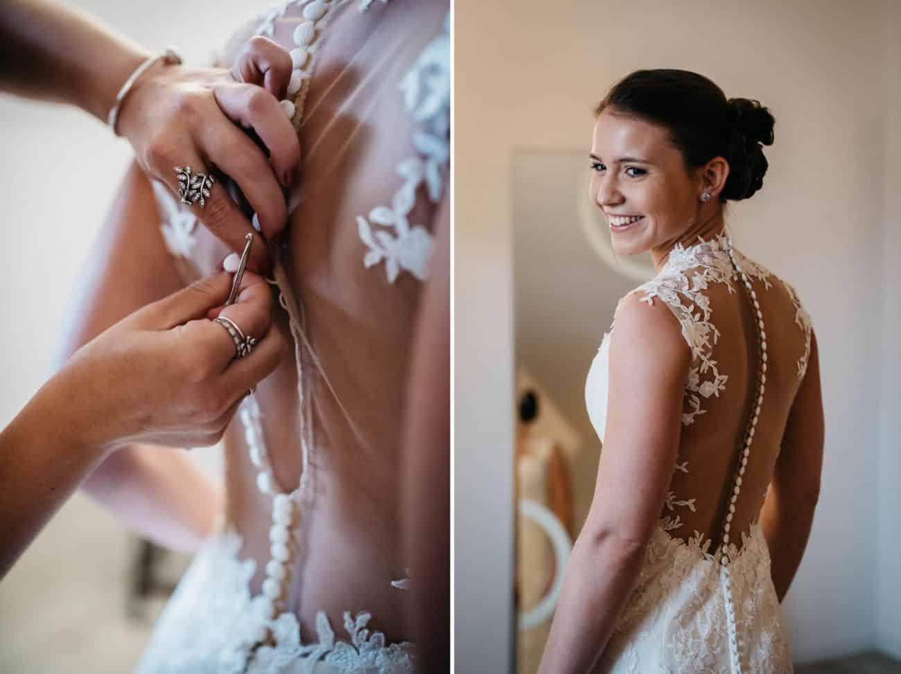 Getting Ready Hochzeitsreportage