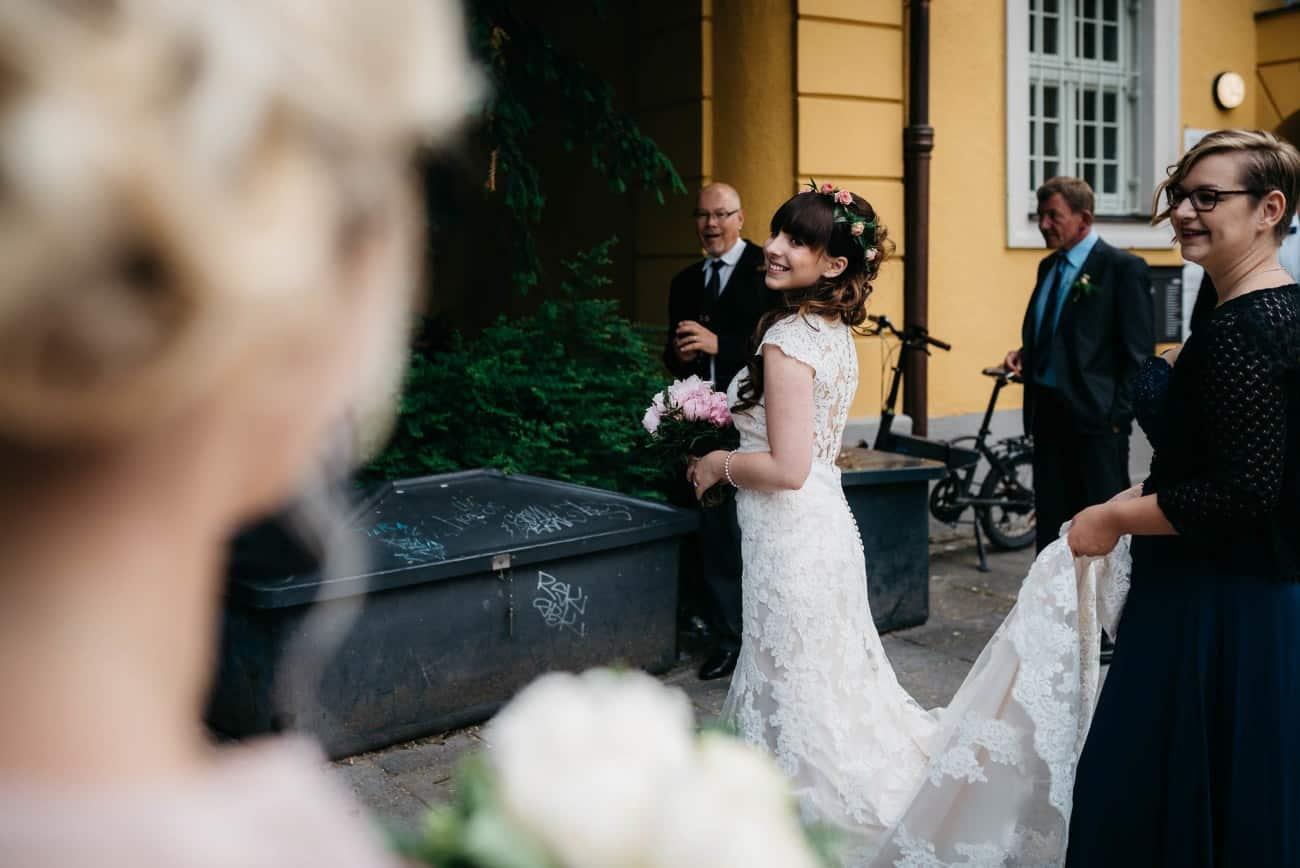 Hochzeit im Palmenhaus Schloss Nymphenburg
