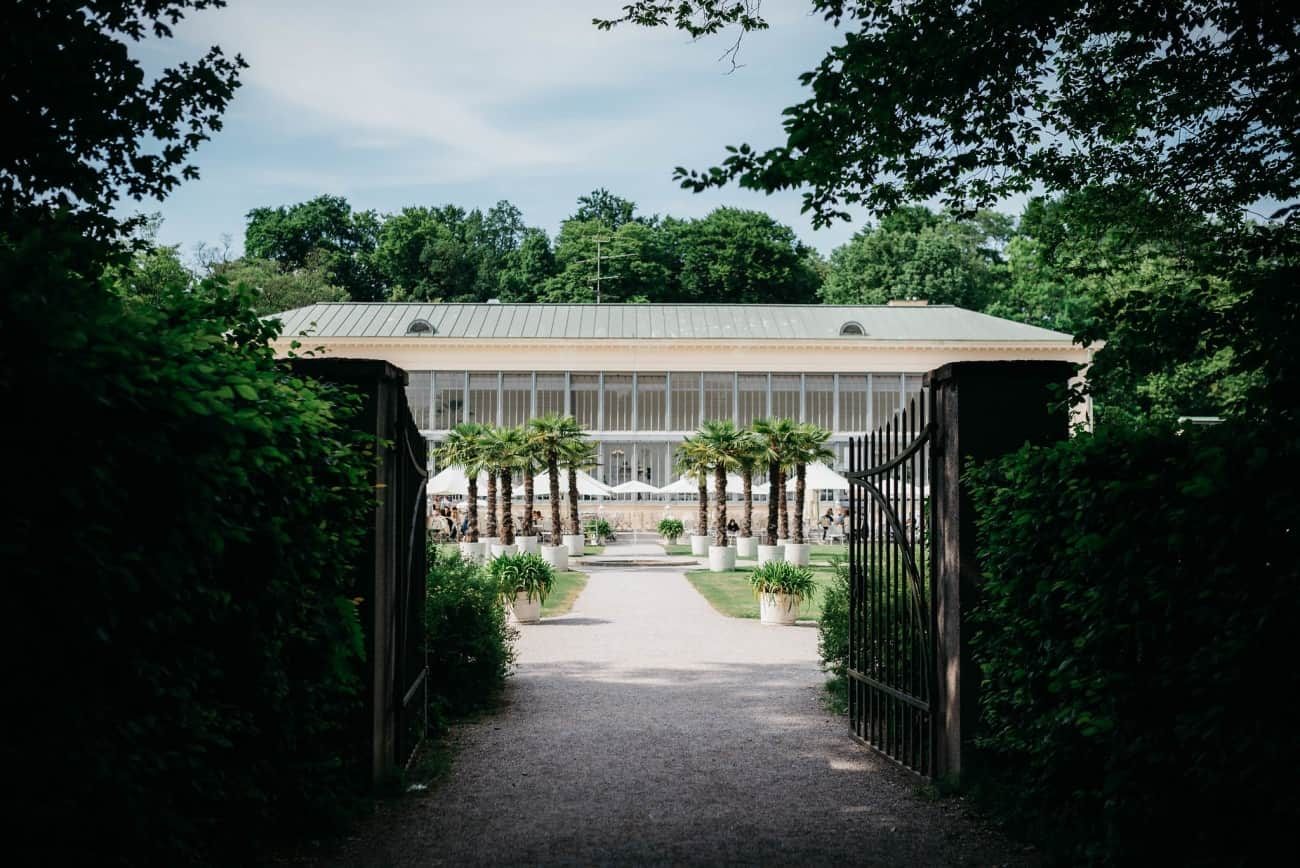 Palmenhaus Schloss Nymphenburg