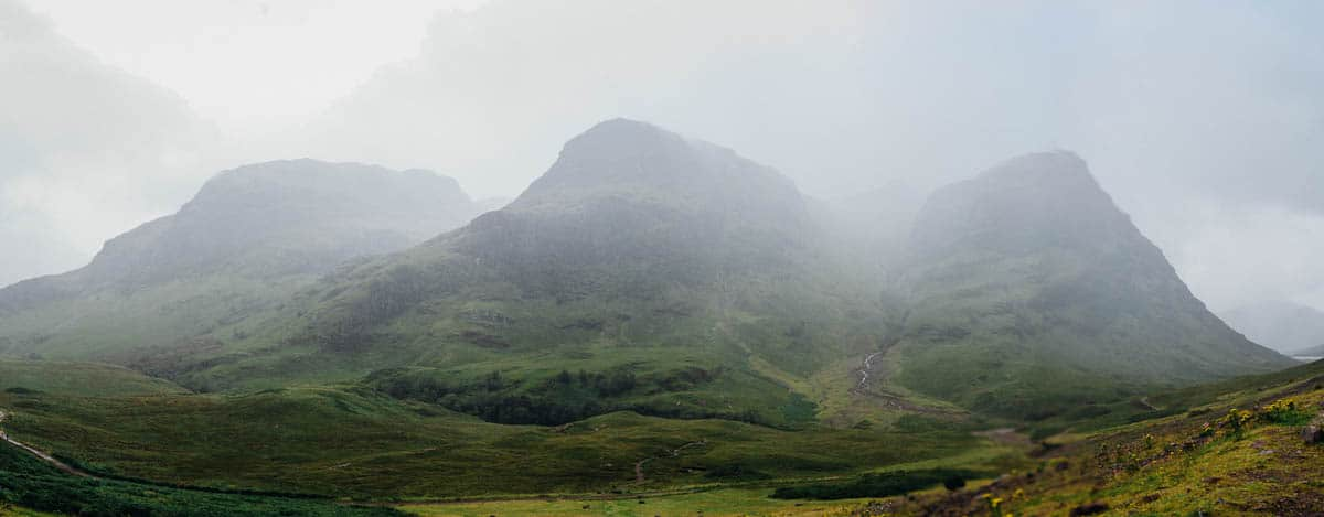 Roadtrip Schottland Highlands Edinburgh