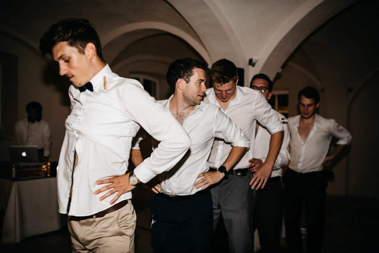 Traditionelle Scheunen-Hochzeit zur Alten Säge Moosach