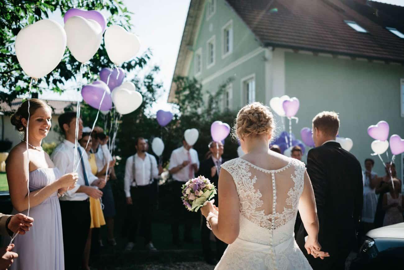 Hochzeit Landhaus Plendl